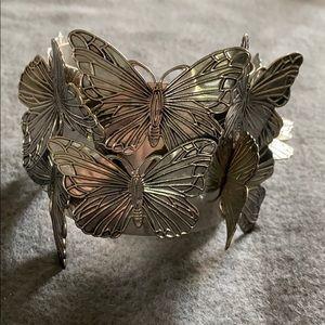Butterfly Adjustable Bracelet
